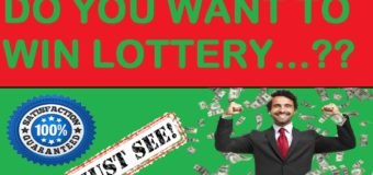 ISLAMIC DUA TO WIN LOTTERY